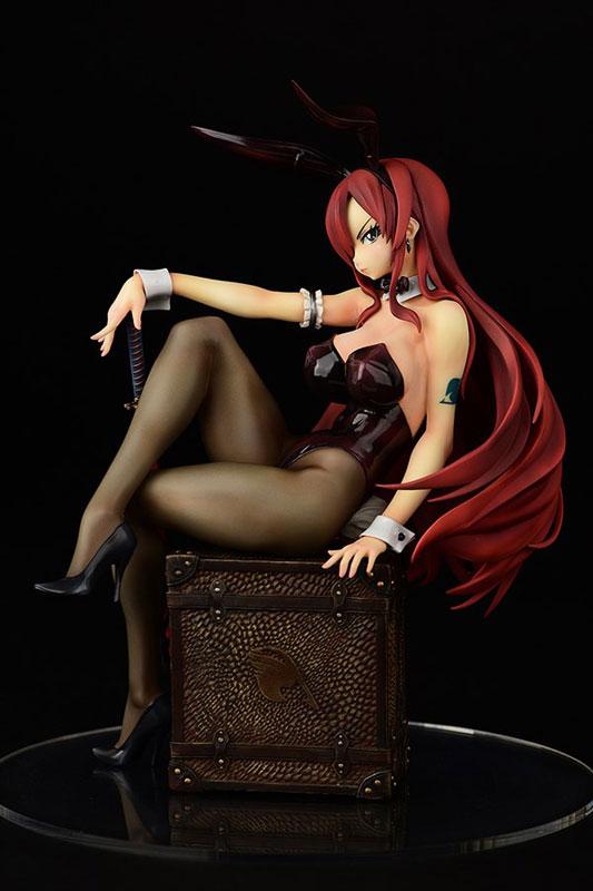 FAIRY TAIL『エルザ・スカーレット Bunny girl_Style』1/6 完成品フィギュア-008