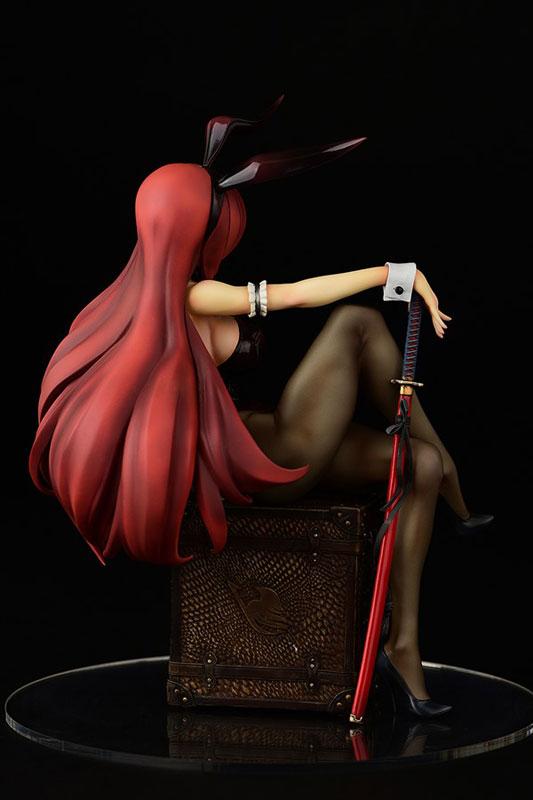 FAIRY TAIL『エルザ・スカーレット Bunny girl_Style』1/6 完成品フィギュア-016