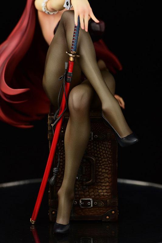 FAIRY TAIL『エルザ・スカーレット Bunny girl_Style』1/6 完成品フィギュア-022