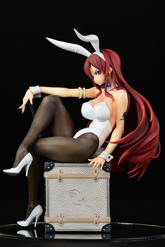 FAIRY TAIL『エルザ・スカーレット Bunny girl_Style/type white』1/6 完成品フィギュア-003