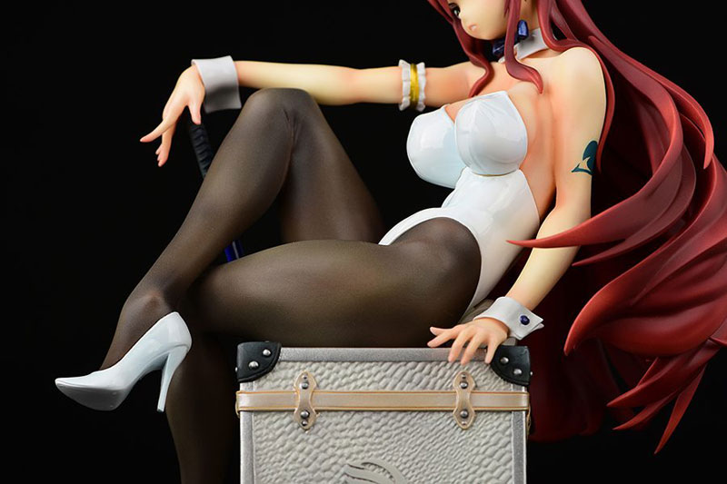 FAIRY TAIL『エルザ・スカーレット Bunny girl_Style/type white』1/6 完成品フィギュア-010