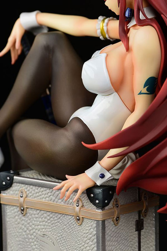FAIRY TAIL『エルザ・スカーレット Bunny girl_Style/type white』1/6 完成品フィギュア-012