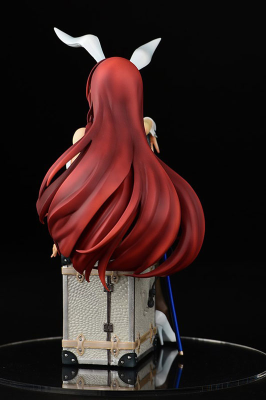 FAIRY TAIL『エルザ・スカーレット Bunny girl_Style/type white』1/6 完成品フィギュア-013