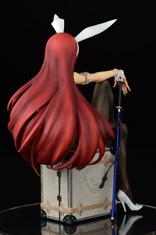 FAIRY TAIL『エルザ・スカーレット Bunny girl_Style/type white』1/6 完成品フィギュア-015