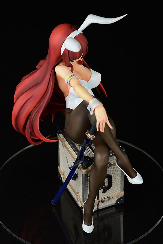 FAIRY TAIL『エルザ・スカーレット Bunny girl_Style/type white』1/6 完成品フィギュア-019