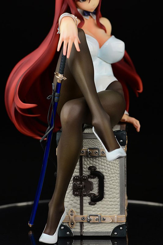FAIRY TAIL『エルザ・スカーレット Bunny girl_Style/type white』1/6 完成品フィギュア-020