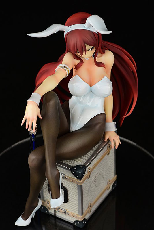 FAIRY TAIL『エルザ・スカーレット Bunny girl_Style/type white』1/6 完成品フィギュア-023