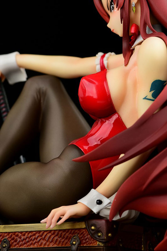 FAIRY TAIL『エルザ・スカーレット Bunny girl_Style/type rosso』1/6 完成品フィギュア-010