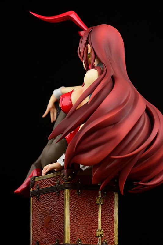 FAIRY TAIL『エルザ・スカーレット Bunny girl_Style/type rosso』1/6 完成品フィギュア-012