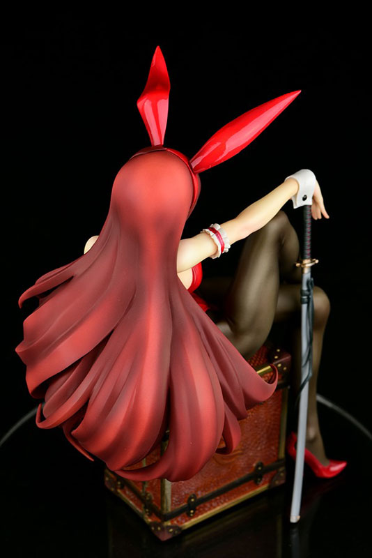 FAIRY TAIL『エルザ・スカーレット Bunny girl_Style/type rosso』1/6 完成品フィギュア-014
