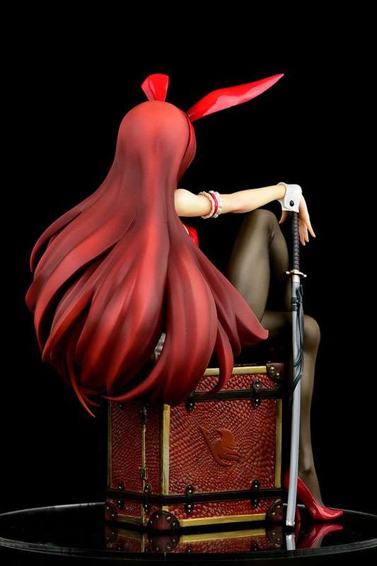 FAIRY TAIL『エルザ・スカーレット Bunny girl_Style/type rosso』1/6 完成品フィギュア-015