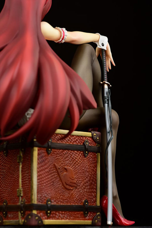 FAIRY TAIL『エルザ・スカーレット Bunny girl_Style/type rosso』1/6 完成品フィギュア-016