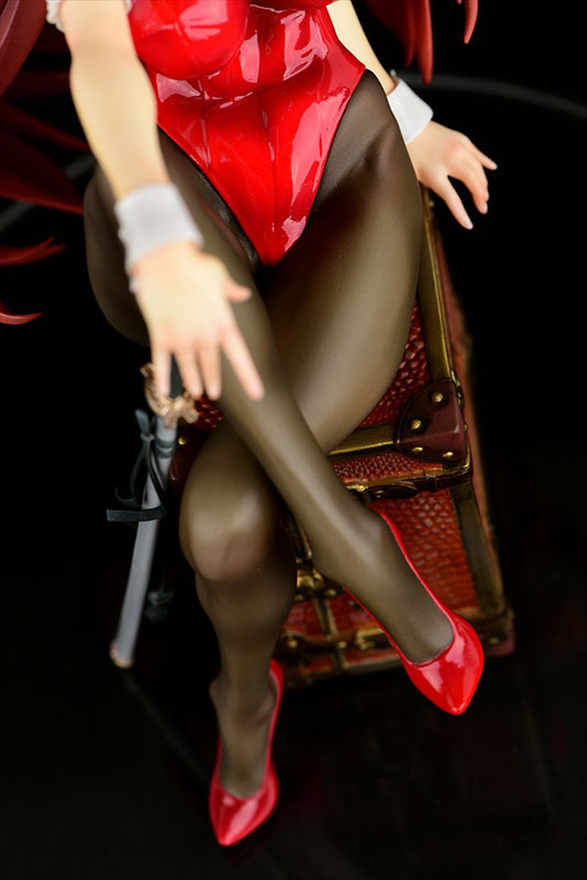 FAIRY TAIL『エルザ・スカーレット Bunny girl_Style/type rosso』1/6 完成品フィギュア-020