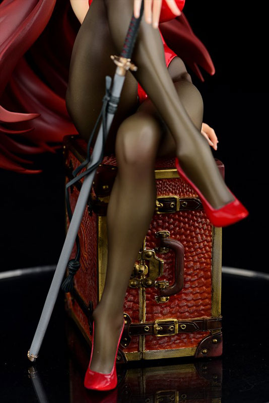 FAIRY TAIL『エルザ・スカーレット Bunny girl_Style/type rosso』1/6 完成品フィギュア-021