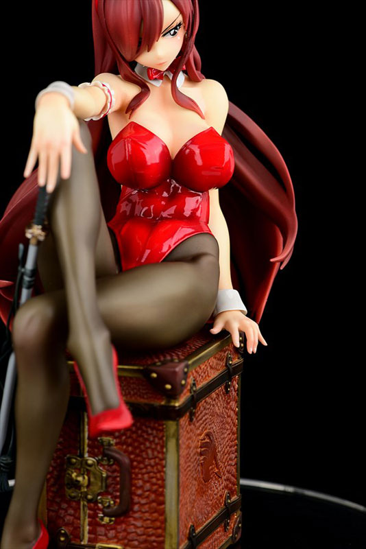 FAIRY TAIL『エルザ・スカーレット Bunny girl_Style/type rosso』1/6 完成品フィギュア-023