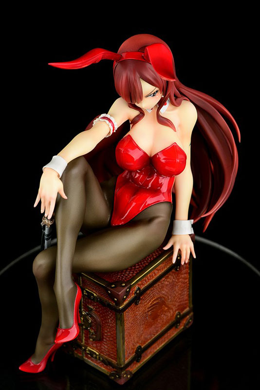 FAIRY TAIL『エルザ・スカーレット Bunny girl_Style/type rosso』1/6 完成品フィギュア-024