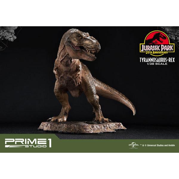プライムコレクタブルフィギュア『ティラノサウルス・レックス』ジュラシック・パーク 1/38 スタチュー
