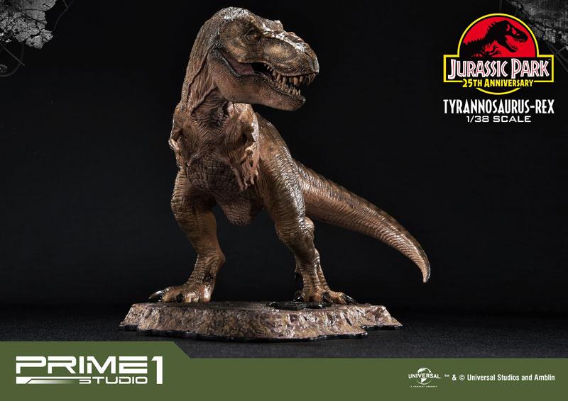 プライムコレクタブルフィギュア『ティラノサウルス・レックス』ジュラシック・パーク 1/38 スタチュー-002