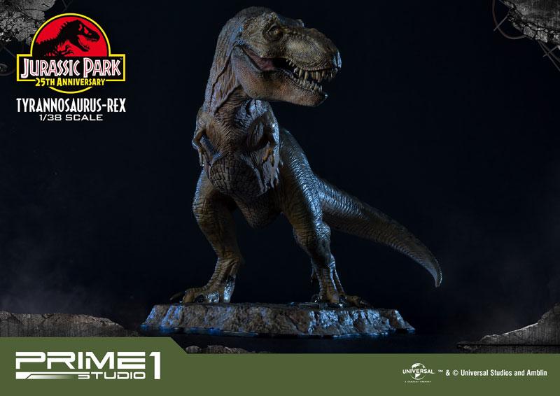 プライムコレクタブルフィギュア『ティラノサウルス・レックス』ジュラシック・パーク 1/38 スタチュー-022