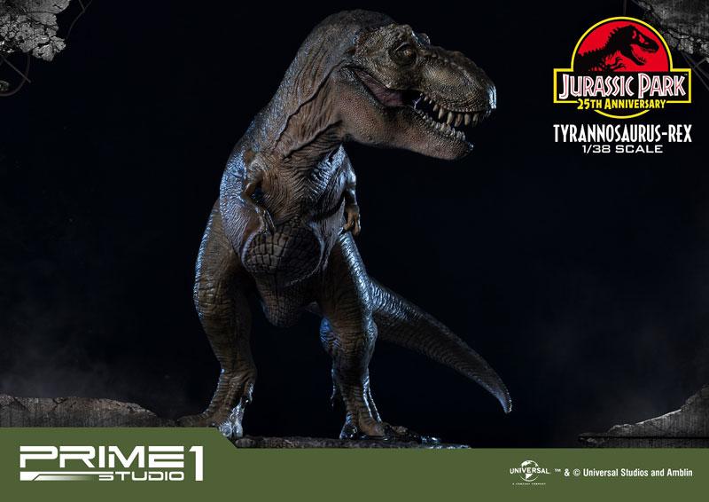 プライムコレクタブルフィギュア『ティラノサウルス・レックス』ジュラシック・パーク 1/38 スタチュー-023