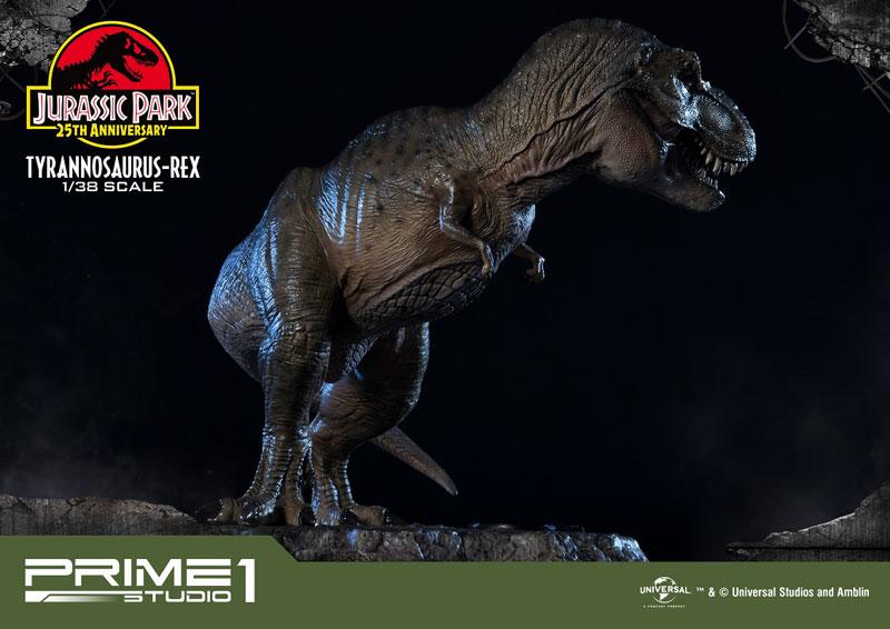 プライムコレクタブルフィギュア『ティラノサウルス・レックス』ジュラシック・パーク 1/38 スタチュー-024