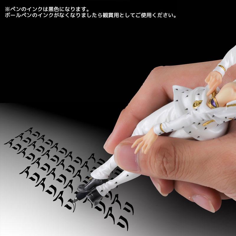 ジョジョの奇妙な冒険 黄金の風『ブローノ・ブチャラティ フィギュアペン』完成品フィギュア-006