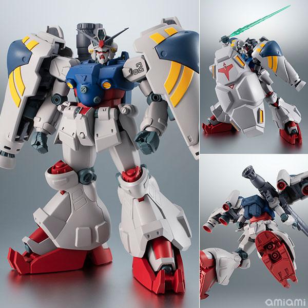 ROBOT魂〈SIDE MS〉『RX-78GP02A ガンダム試作2号機 ver. A.N.I.M.E.』可動フィギュア