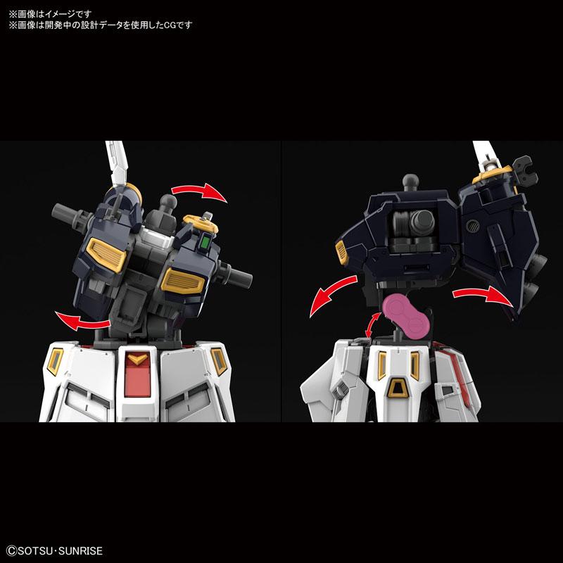 RG 1/144『νガンダム』逆襲のシャア プラモデル-005