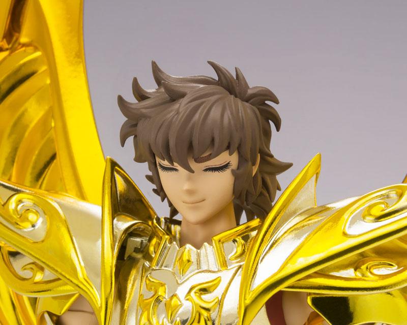 【再販】聖闘士聖衣神話EX『サジタリアス アイオロス(神聖衣)』聖闘士星矢 可動フィギュア-008