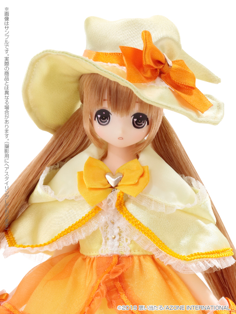 Magical☆CUTE『Pure Heart Chiika(ピュアハート ちいか)』えっくす☆きゅーと 1/6 完成品ドール-001