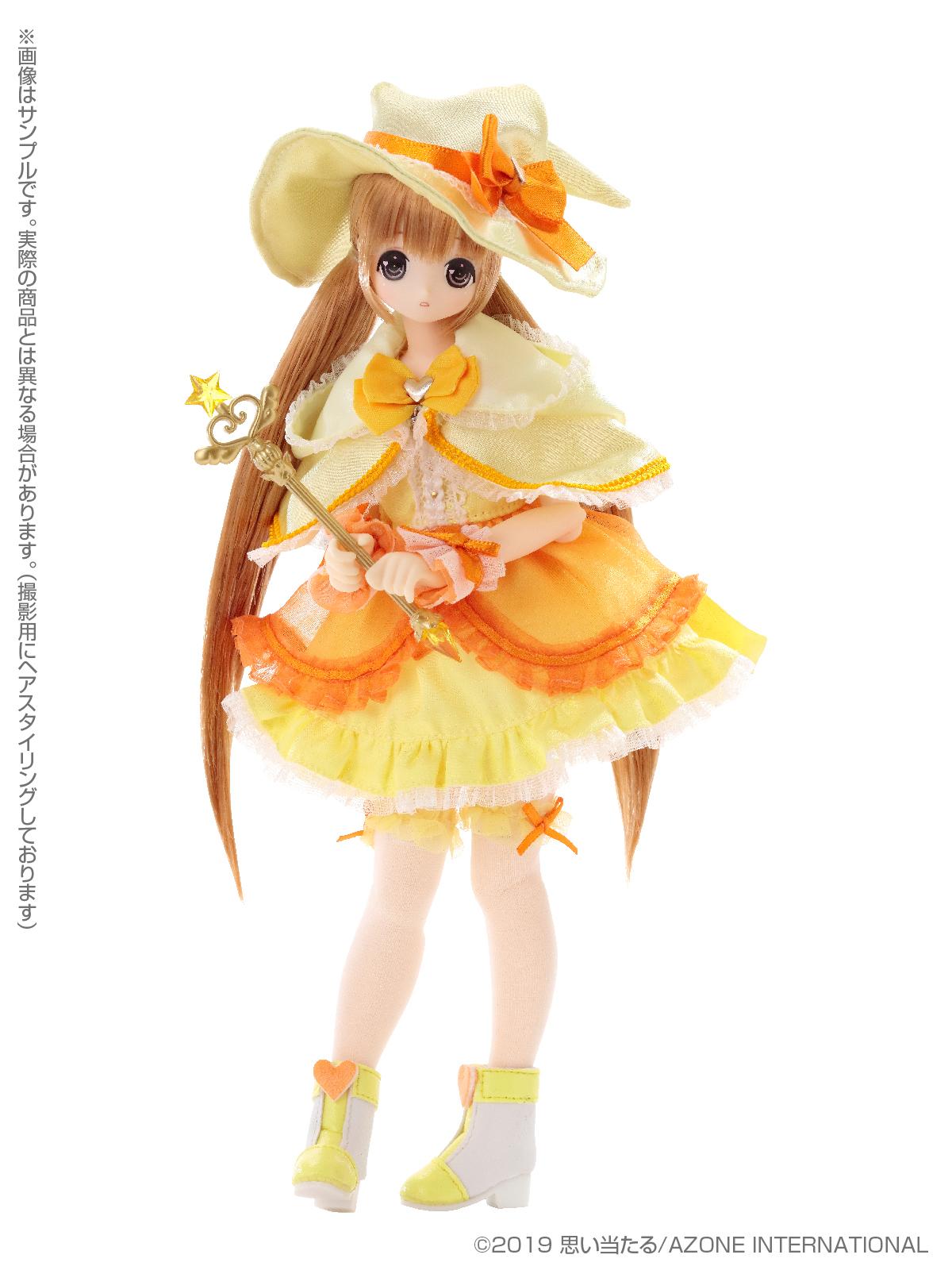 Magical☆CUTE『Pure Heart Chiika(ピュアハート ちいか)』えっくす☆きゅーと 1/6 完成品ドール-002