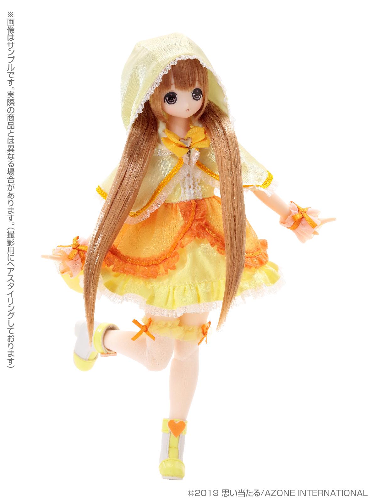 Magical☆CUTE『Pure Heart Chiika(ピュアハート ちいか)』えっくす☆きゅーと 1/6 完成品ドール-003