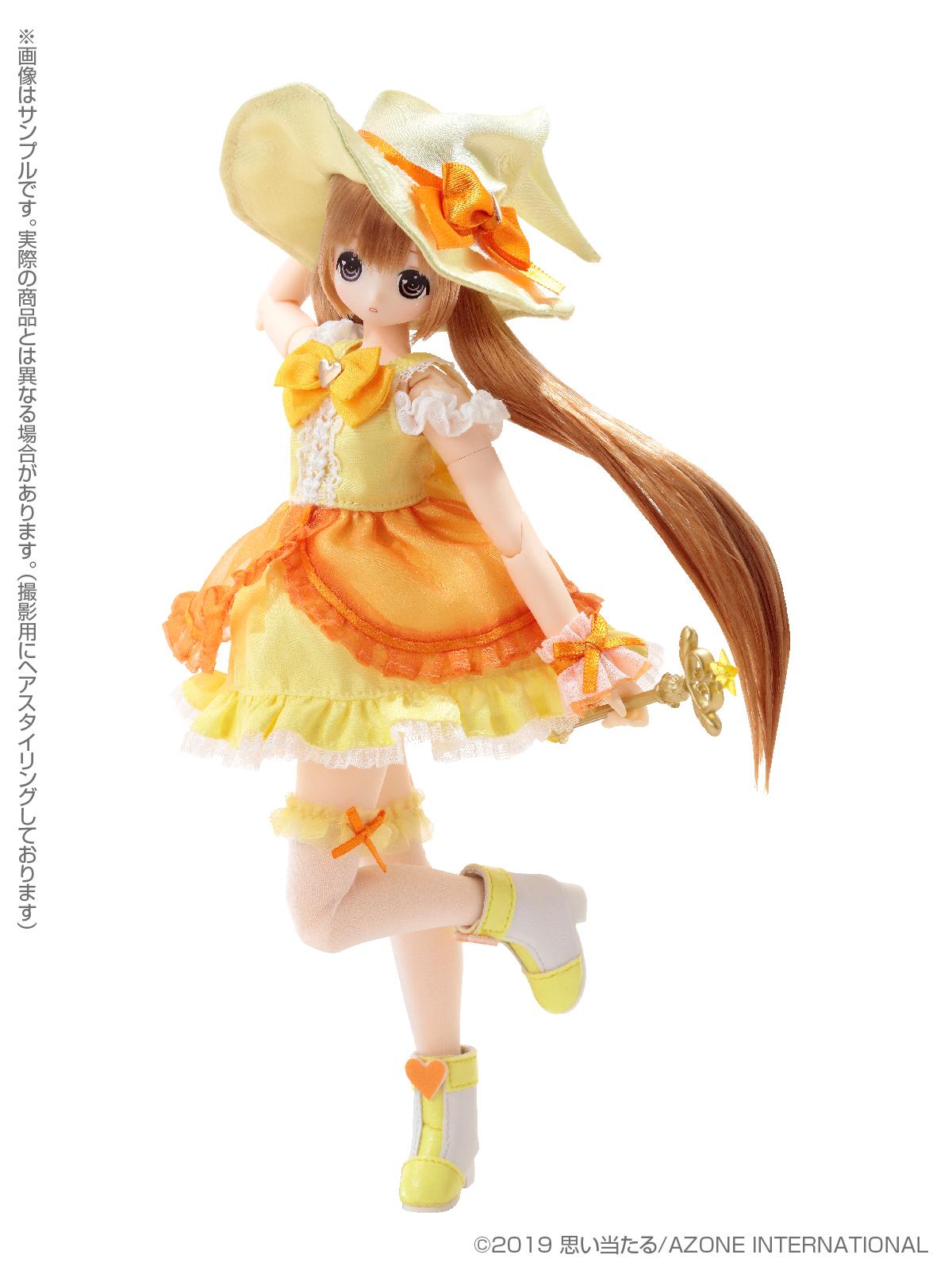 Magical☆CUTE『Pure Heart Chiika(ピュアハート ちいか)』えっくす☆きゅーと 1/6 完成品ドール-004