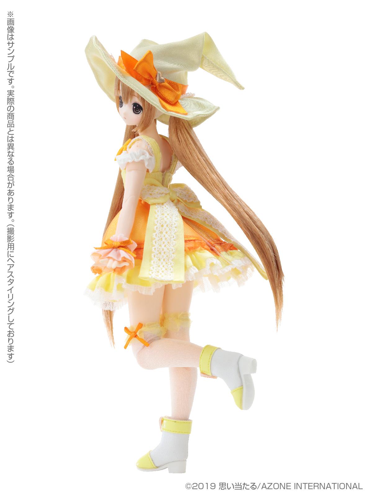 Magical☆CUTE『Pure Heart Chiika(ピュアハート ちいか)』えっくす☆きゅーと 1/6 完成品ドール-005