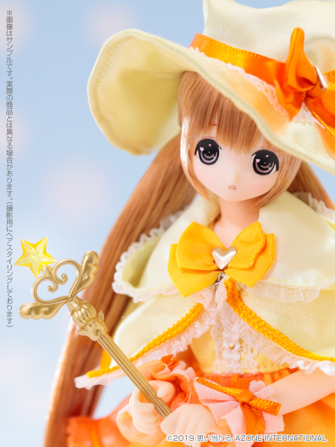 Magical☆CUTE『Pure Heart Chiika(ピュアハート ちいか)』えっくす☆きゅーと 1/6 完成品ドール-006