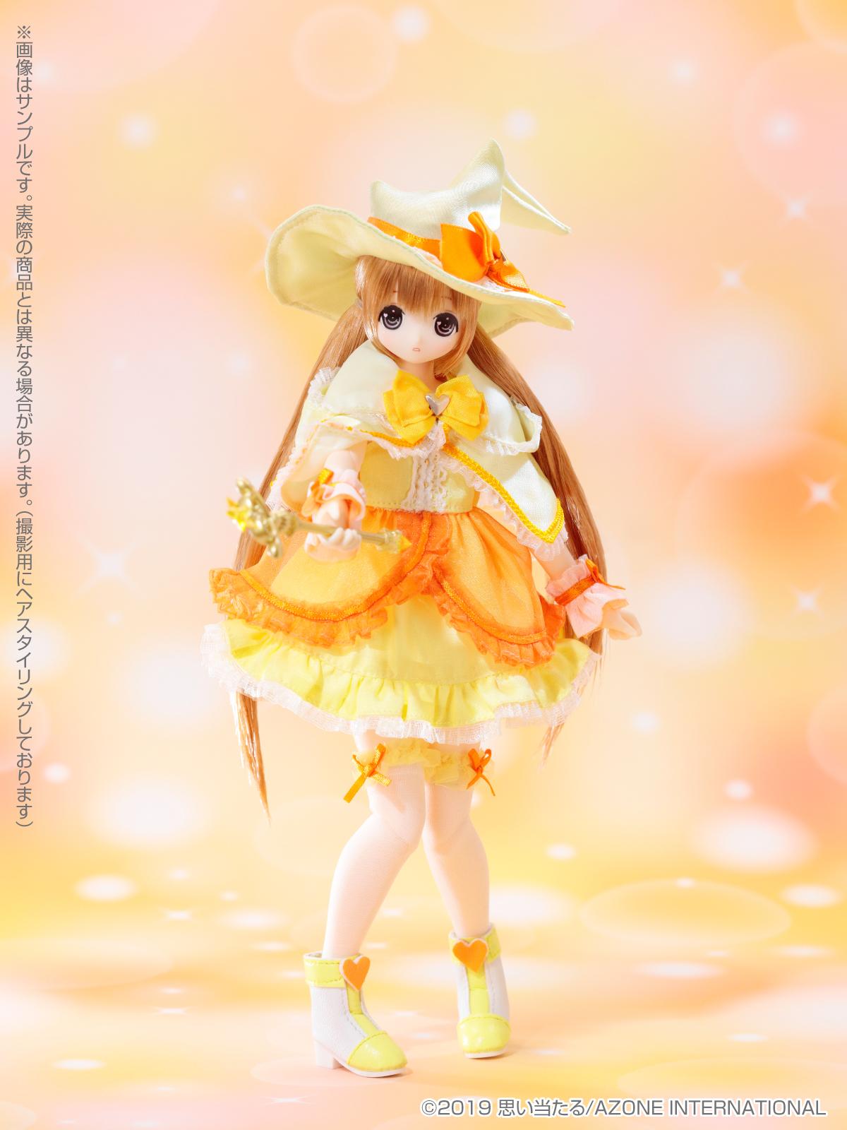 Magical☆CUTE『Pure Heart Chiika(ピュアハート ちいか)』えっくす☆きゅーと 1/6 完成品ドール-007