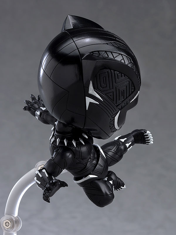 ねんどろいど『ブラックパンサー インフィニティ・エディション DX Ver.』アベンジャーズ 可動フィギュア-005