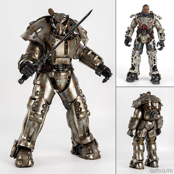 フォールアウト『Fallout X-01 POWER ARMOR(パワーアーマー)』1/6 可動フィギュア