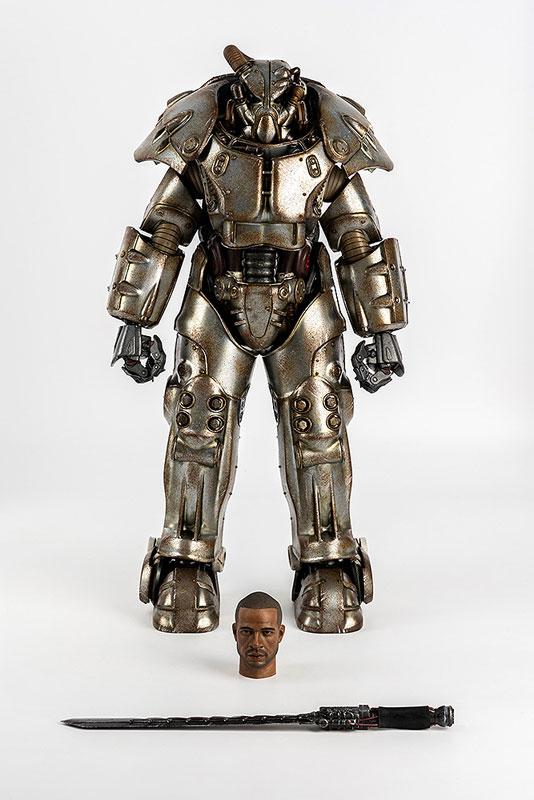 フォールアウト『Fallout X-01 POWER ARMOR(パワーアーマー)』1/6 可動フィギュア-001