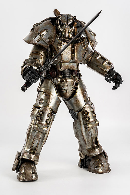フォールアウト『Fallout X-01 POWER ARMOR(パワーアーマー)』1/6 可動フィギュア-002
