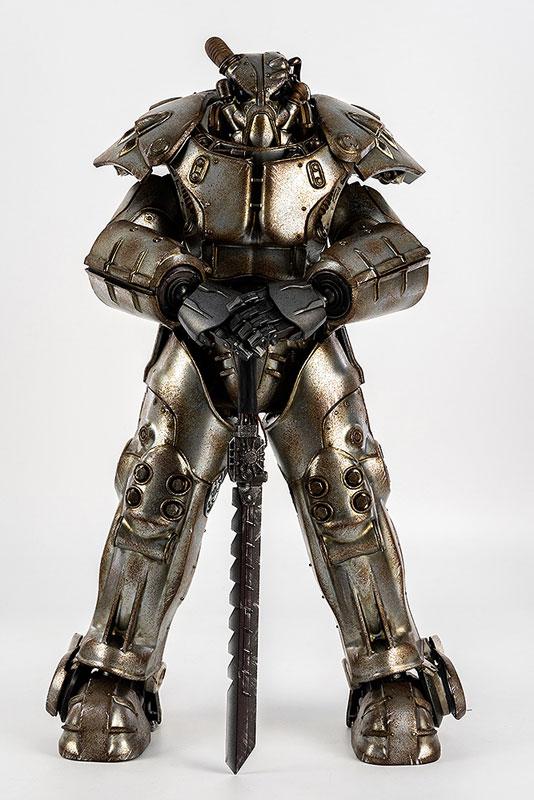 フォールアウト『Fallout X-01 POWER ARMOR(パワーアーマー)』1/6 可動フィギュア-003