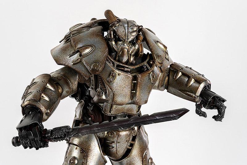 フォールアウト『Fallout X-01 POWER ARMOR(パワーアーマー)』1/6 可動フィギュア-004