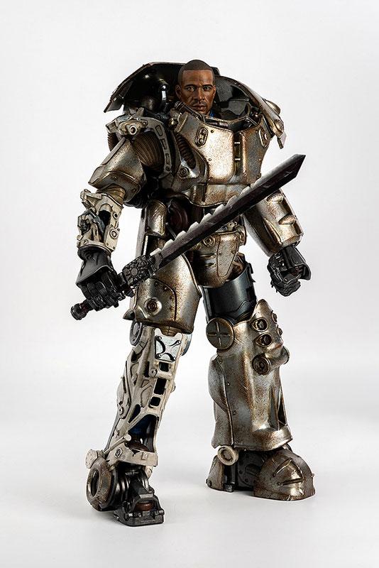 フォールアウト『Fallout X-01 POWER ARMOR(パワーアーマー)』1/6 可動フィギュア-005
