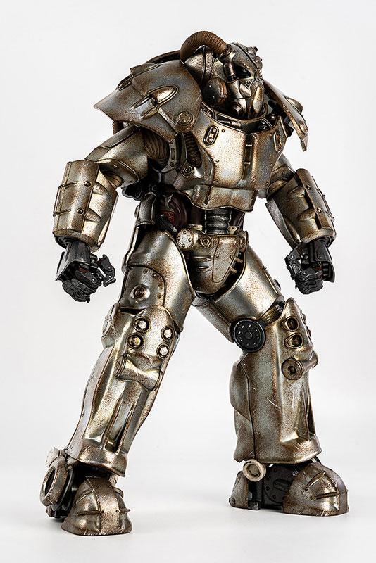 フォールアウト『Fallout X-01 POWER ARMOR(パワーアーマー)』1/6 可動フィギュア-007