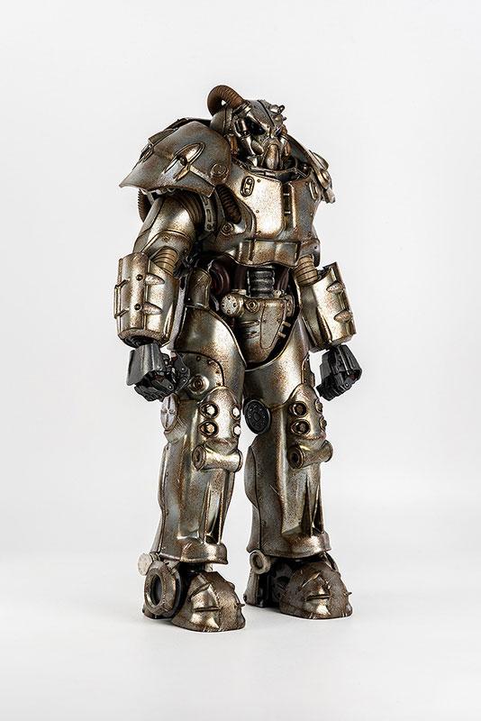 フォールアウト『Fallout X-01 POWER ARMOR(パワーアーマー)』1/6 可動フィギュア-008