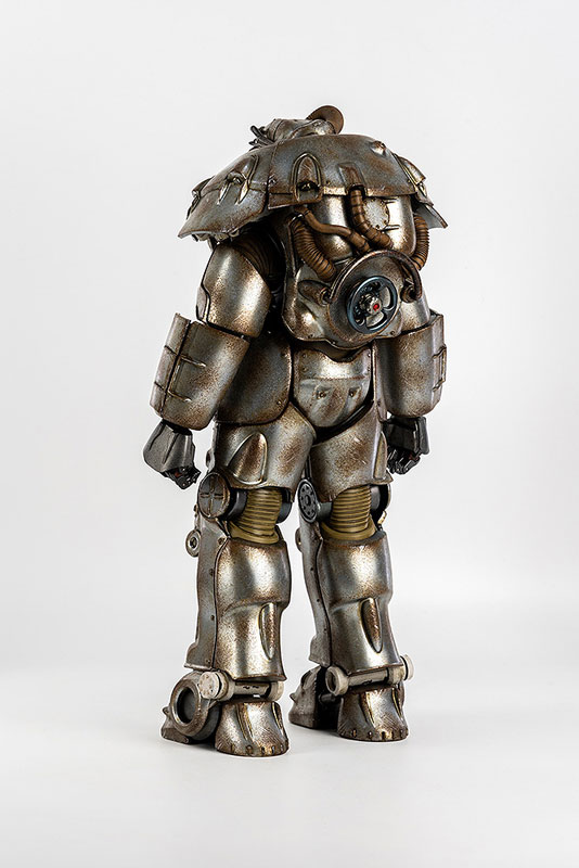 フォールアウト『Fallout X-01 POWER ARMOR(パワーアーマー)』1/6 可動フィギュア-009