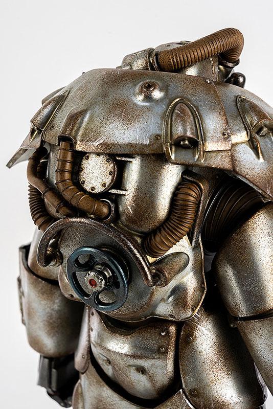 フォールアウト『Fallout X-01 POWER ARMOR(パワーアーマー)』1/6 可動フィギュア-010