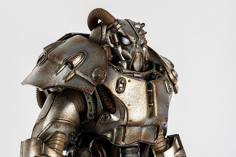フォールアウト『Fallout X-01 POWER ARMOR(パワーアーマー)』1/6 可動フィギュア-011