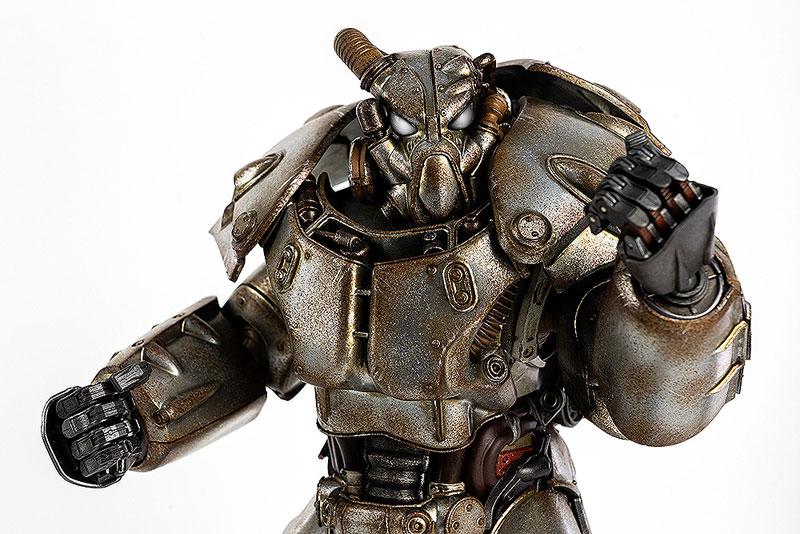 フォールアウト『Fallout X-01 POWER ARMOR(パワーアーマー)』1/6 可動フィギュア-012
