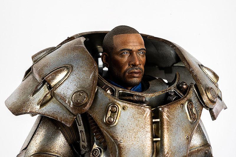フォールアウト『Fallout X-01 POWER ARMOR(パワーアーマー)』1/6 可動フィギュア-013